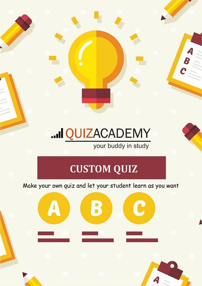 QuizAcademy | Your Buddy In Study
